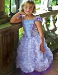 Princess Violet Costume